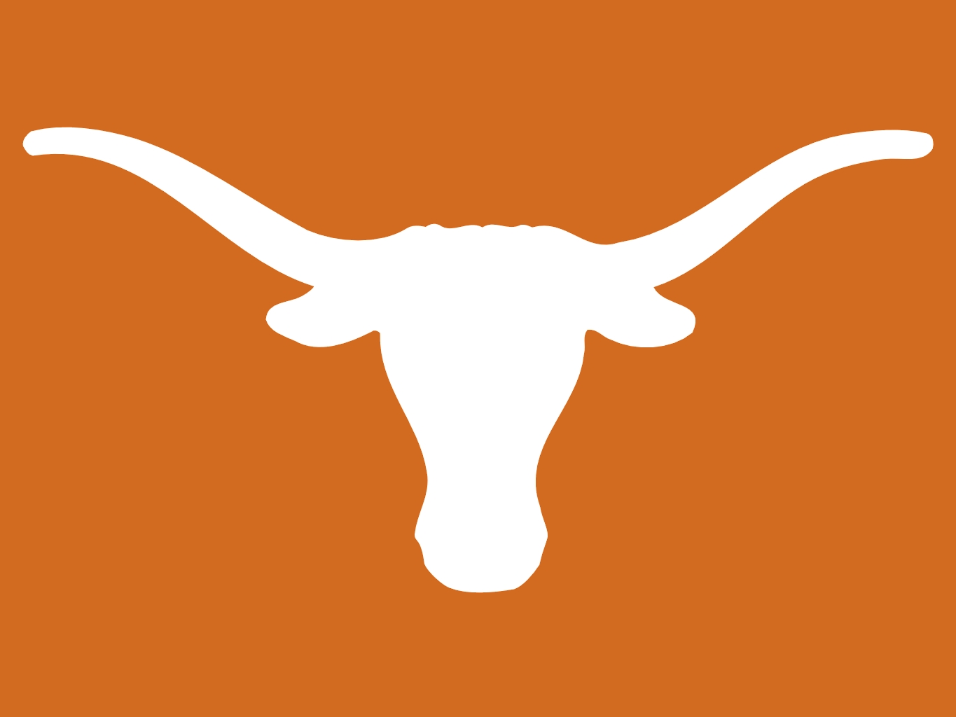 Big Longhorn Logo Longhorns win Big 12